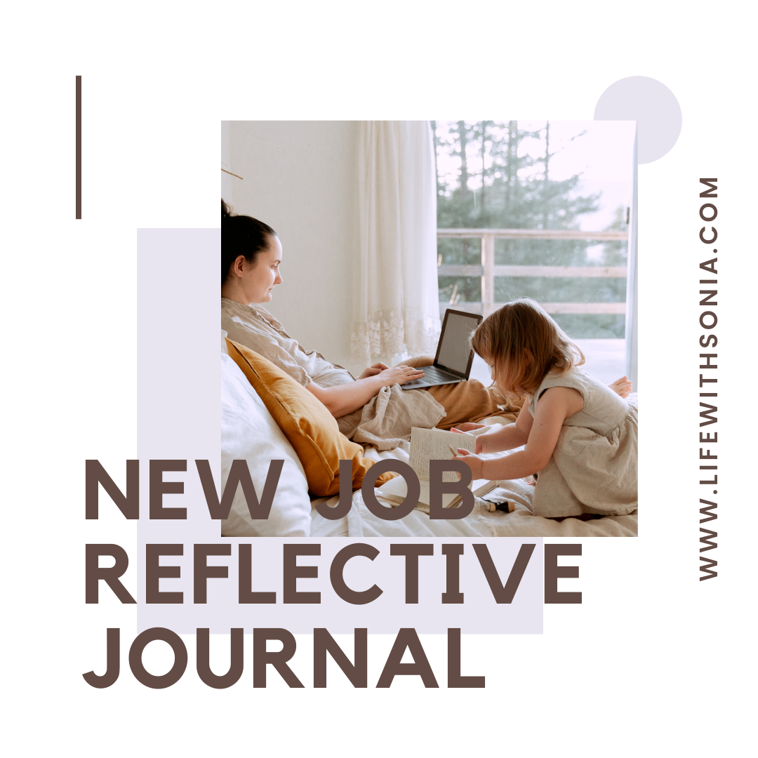 New Job Reflective Journal.