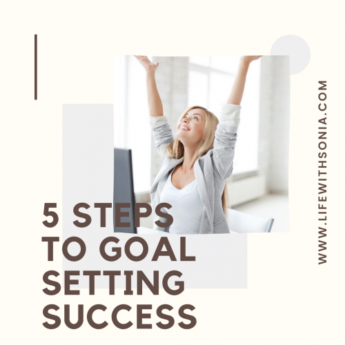 5 Steps to Goal Setting Success