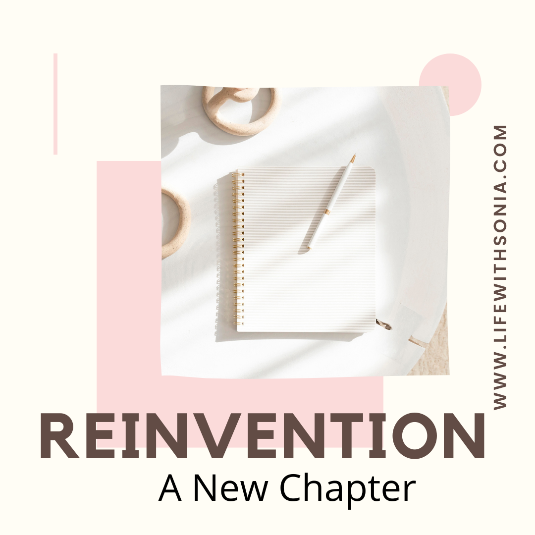 A New Chapter Reinvention