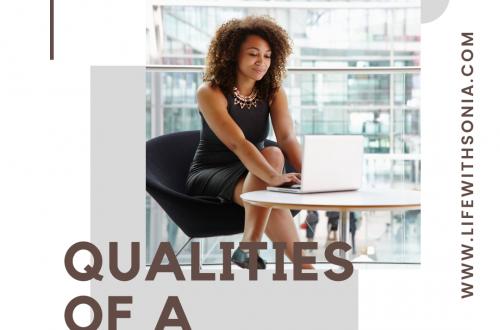 Qualities of a winner